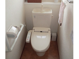 大阪府箕面市M様 トイレ(便器・ウォシュレット)取替交換リフォーム-01