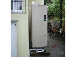 大阪府池田市Y様 エコジョーズ給湯暖房機(プリオール・エコジョーズ)取替交換リフォーム-1
