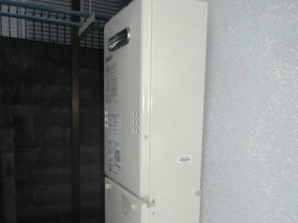大阪府池田市I様 給湯暖房機・給湯器取替交換リフォーム-04