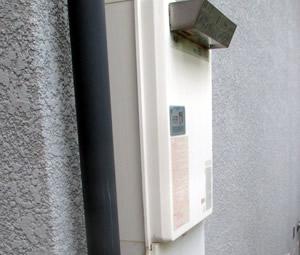 大阪府池田市I様 給湯暖房機・給湯器取替交換リフォーム-3