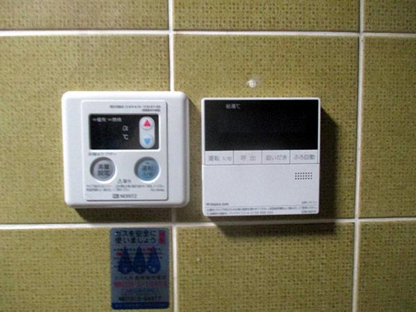 大阪府池田市I様 給湯暖房機・給湯器取替交換リフォーム-6